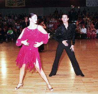 拉丁舞照片图片