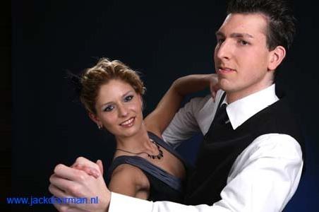Richard Mulders en Marlie van Lieshout