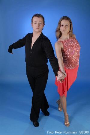 Dave Kerkhof en Susan van Wijk