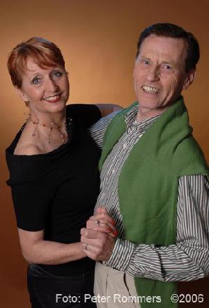 Jaap en Marianne Willemstein