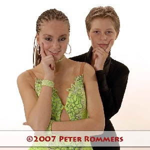 Remco Sluijter en Daisy Lensen