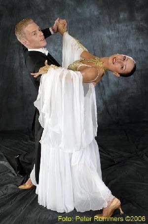 Robert Westerveen en Aleksandra Wojtysiak