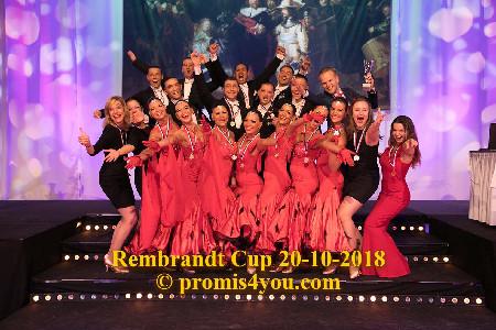 Rembrandt Cup en NK Formatie