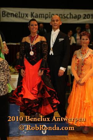 3e Plaats Benelux kampioenschap