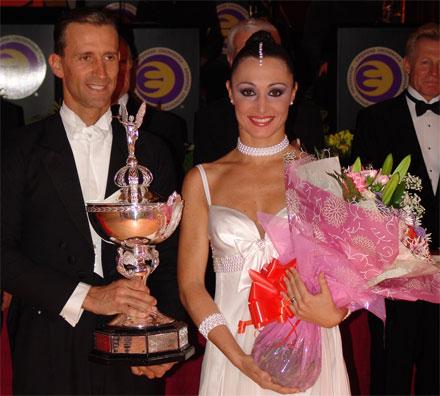 Mirko Gozzoli & Alessia Betti - Blackpool 2008